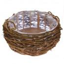 Plant basket Madeni round, diameter 55cm, height 2